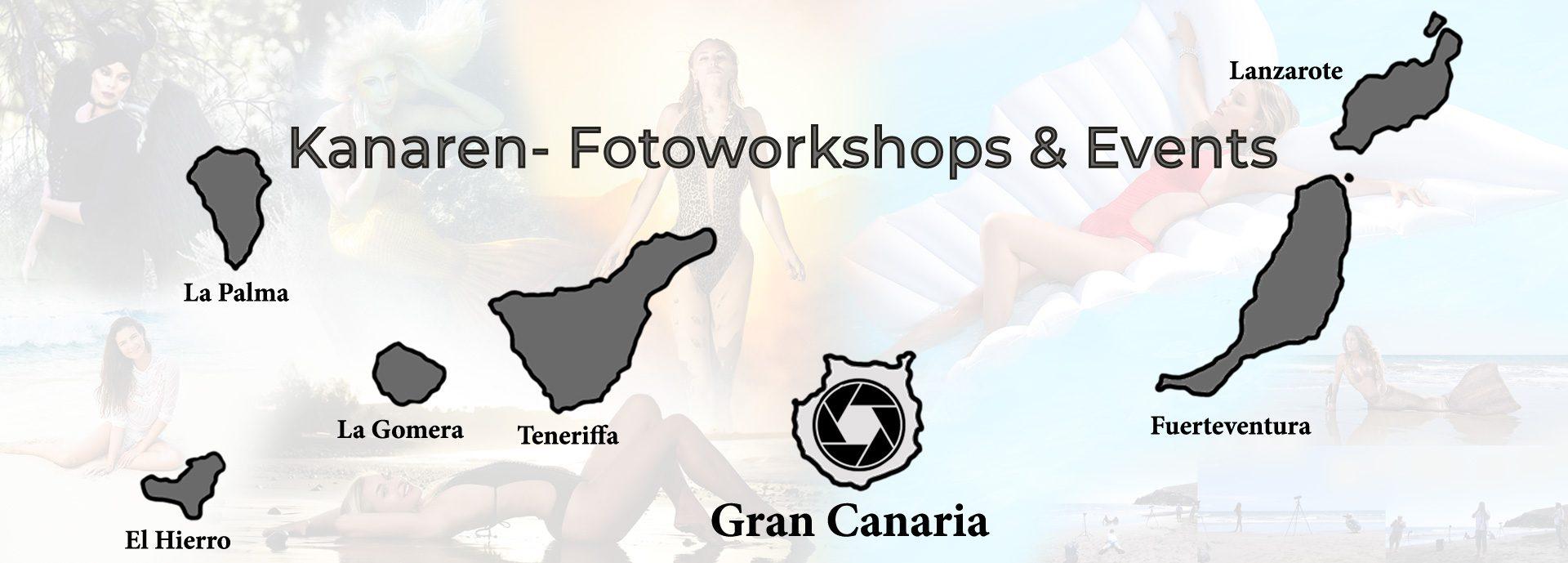 Fotoevents und Workshops auf den Kanaren