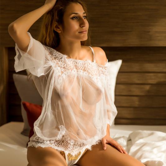 Foto von Model Desert Rose